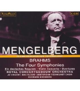 Symphonies, Les 4 Ouvertures ...