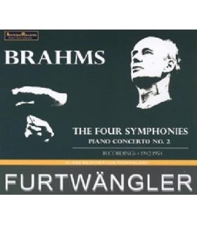 Symphonies, Les 4 - Concerto N°2 - Variations