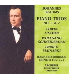 Trios pour piano N°1 & 2