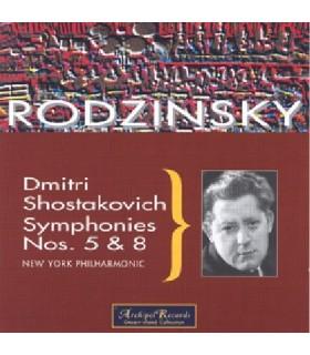 Symphonies N°5 & 8