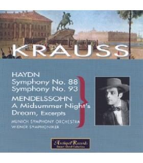 Symphonies N°88 & 93