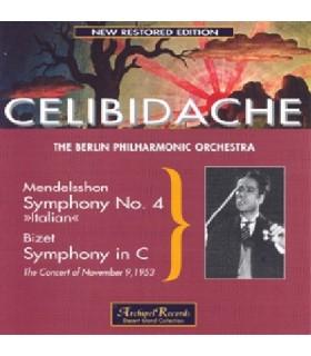"""Symphonie N°4 Op.90 """"L'Italienne"""""""