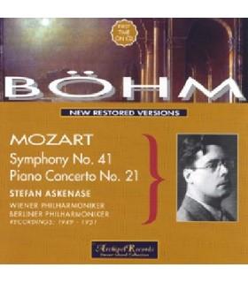 Concerto N°21 & Symphonie N°41