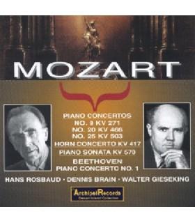 Concertos pour piano N°20