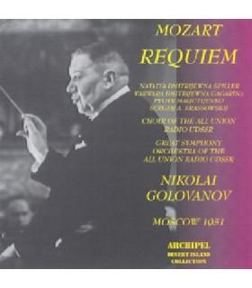 Requiem en ré mineur KV626