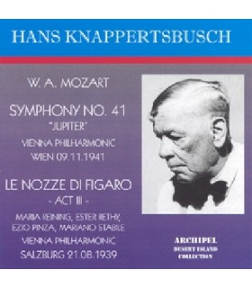 """Symphonie N°41 """"Jupiter"""""""