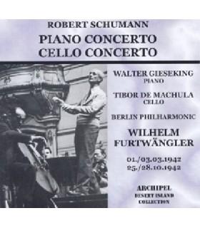 Concertos pour piano, violoncelle
