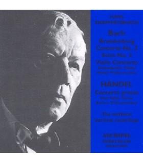 Concerto Brandebourgeois N°3 & Suite N°3