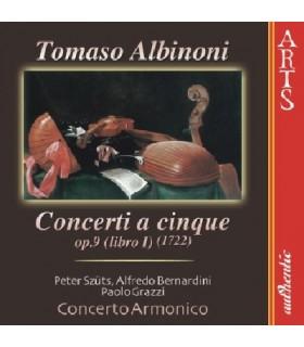 Concertos a cinque Op.9