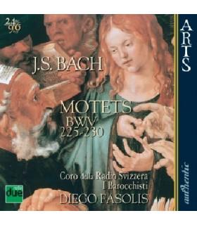 6 Motets BWV 225/230