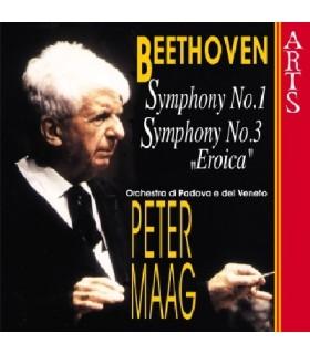 Symphonies N°1 & 3