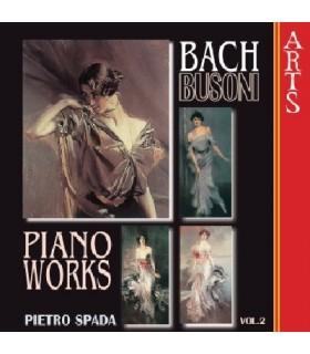 Transcriptions pour piano d'œuvres de BACH - Vol.2