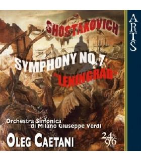 """Symphonie N°7 en ut majeur Op.60 """"Leningrad"""""""