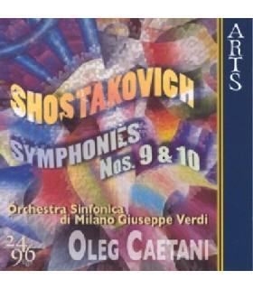 Symphonies N°9 & 10