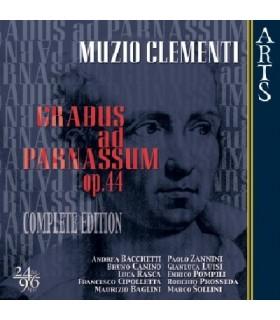 Gradus ad Parnassum Op.44 100 Pièces pour piano