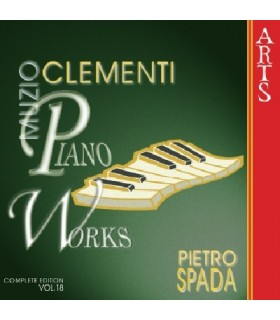 Piano Works - Vol.18