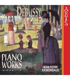 """Œuvres Complètes pour piano - Vol.1 """"Préludes"""""""