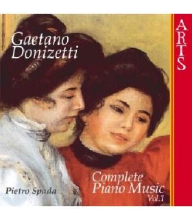 Œuvres Complètes pour piano - Vol.1