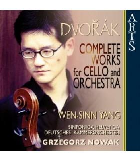 Œuvres Complètes pour violoncelle et orchestre