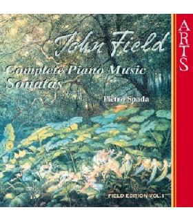 Musique pour piano - Vol.1
