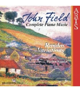 "Musique pour piano - Vol.3 ""Rondos & Variations"""