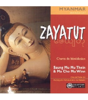 "ZAYATUT ""Chants de bénédiction"""
