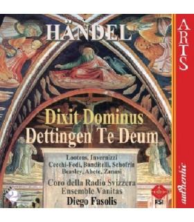 Te Deum de Dettingen Dixit Dominus Psaume 110