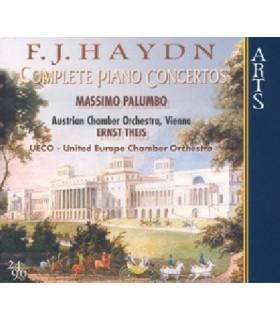 Concertos pour piano, Intégrale, Coffret 4 CDs