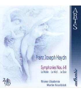 Symphonies N°6, 7 & 8