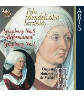 Symphonies N°1 & 5