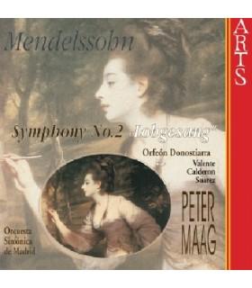 "Symphonie N°2 en Si bémol majeur Op.52 - ""Lobgesang"" (Chant de louange)"