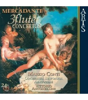 3 Concertos pour flûte et orchestre