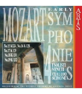 Symphonies de Jeunesse - Vol.4
