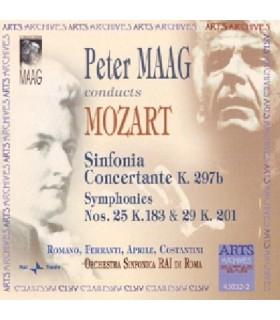 Symphonies N°25 & 29 - Symphonie Concertante
