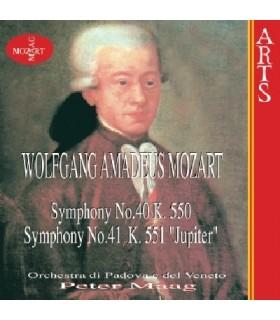 Symphonies N°40 & 41