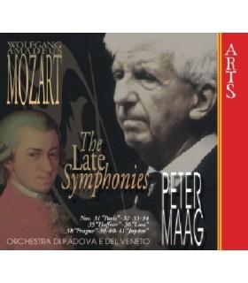 Les Dernières Symphonies