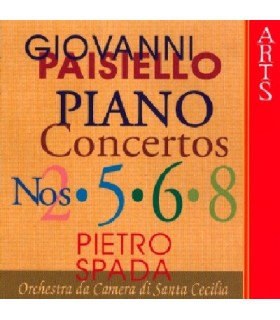 Concertos pour piano N°2, 5, 6, 8