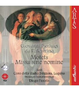 Motets - Missa Sine nomina à 4 voix