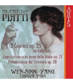Capriccio pour violoncelle