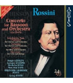 Concertos pour basson et orchestre