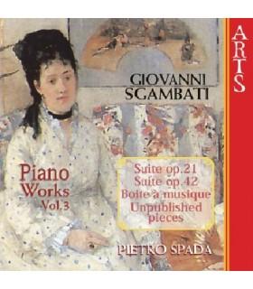 Œuvres Complètes pour piano - Vol.3