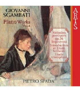 Œuvres Complètes pour piano - Vol.4