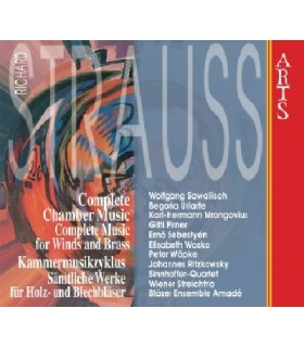 Complete Chamber Music - Complete Music for Winds and Brass