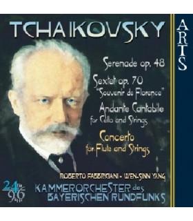 Musique pour cordes & Concerto pour flûte