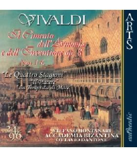 Il Cimento dell'Armonia e dell'Inventione Op.8 - Vol.1